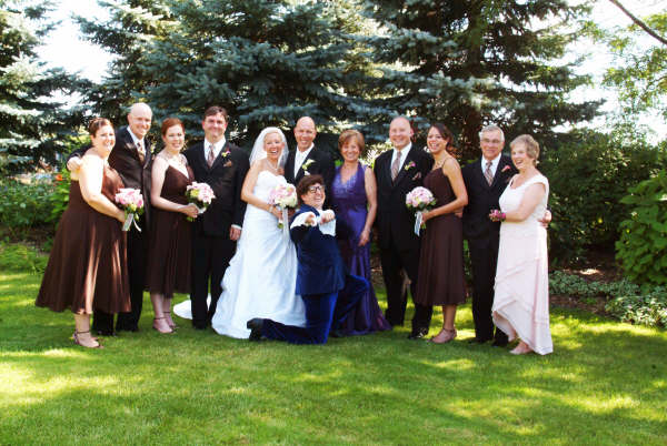 Austin Powers Wedding